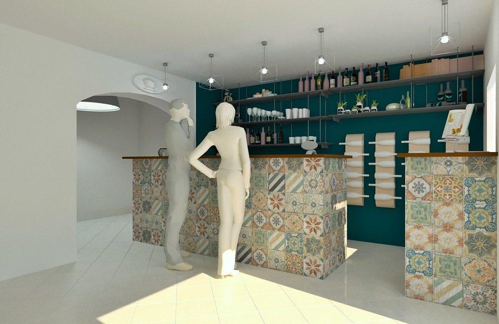 Restyling - Angolo Bar