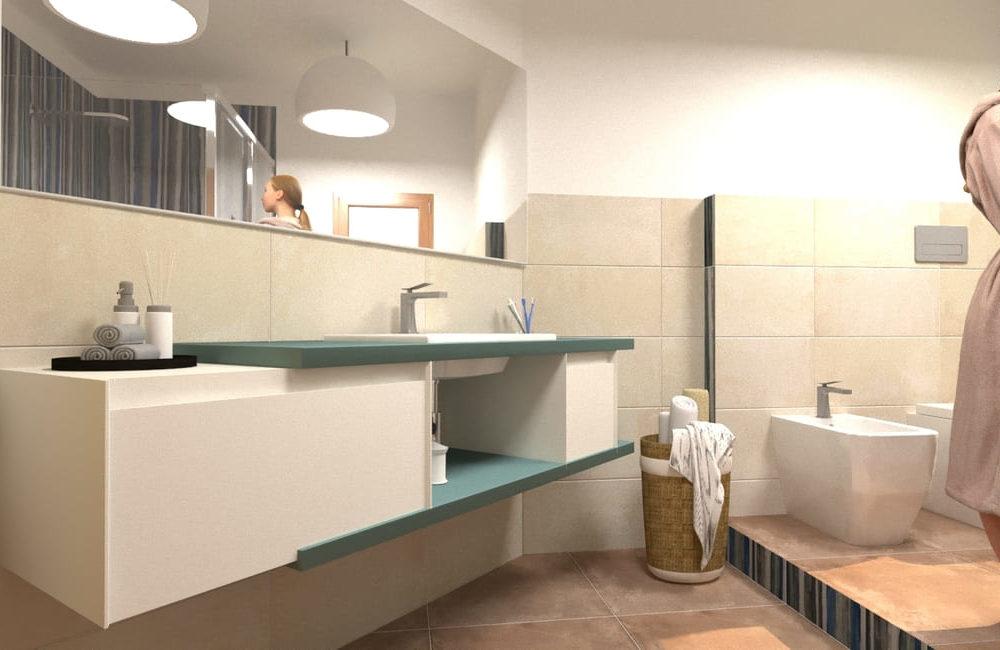 Armonia stanza da bagno