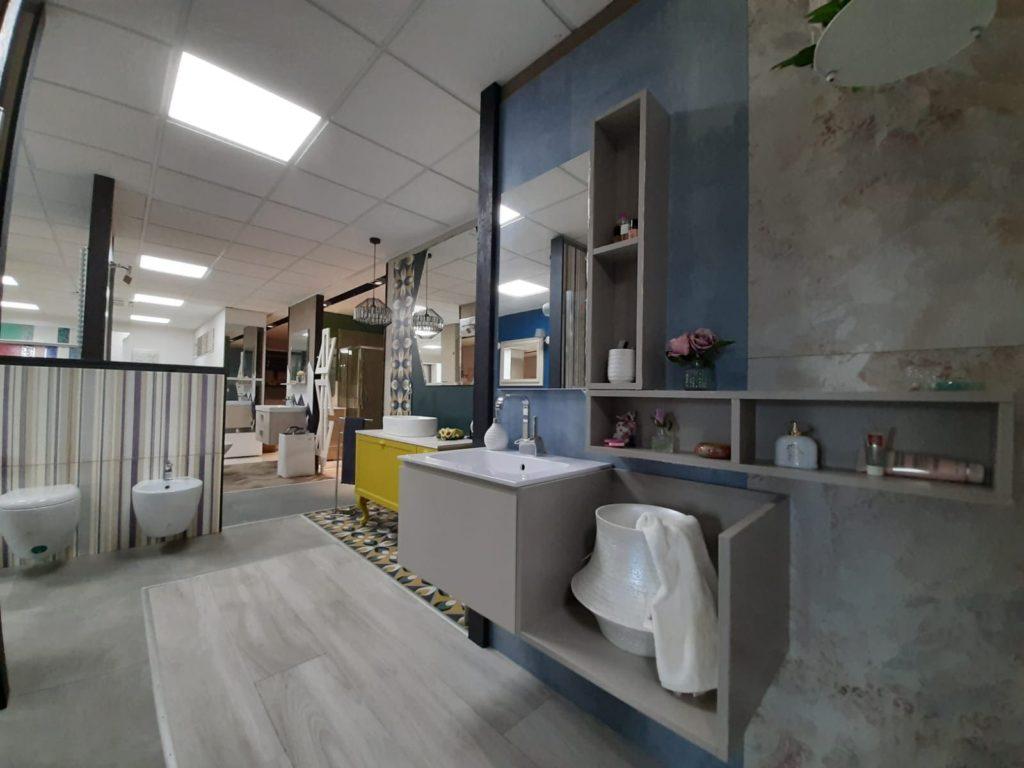 Interior design a Salerno
